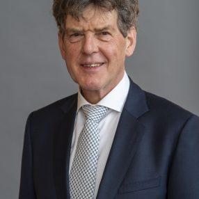Wethouder financien Arjan van Gils