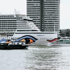 Walstroom voor cruiseschepen