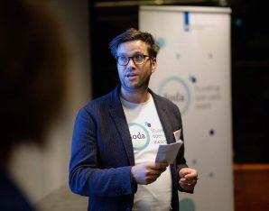 Sebastiaan ter Burg - Tim de Haan bij de SODA awards